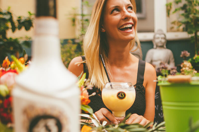 Licor 43 PopUp Horchateria