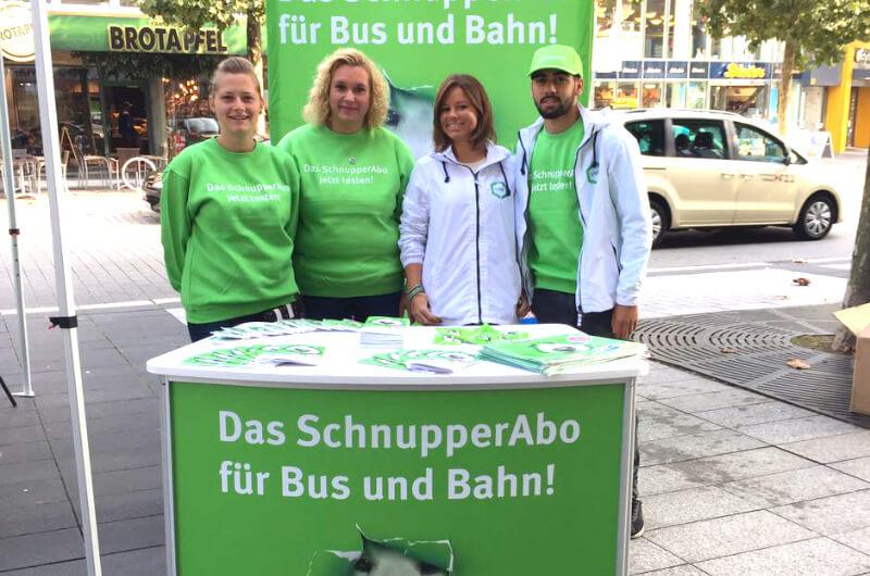 VRR-Schnupperabo-Aktion