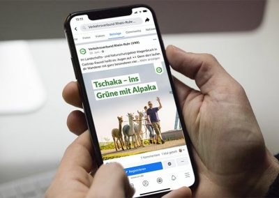 Online-Kommunikation für den VRR